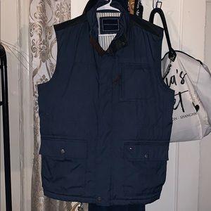 Men's Tommy Hilfiger Quilted Vest/ Jacket